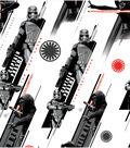 Star Wars: The Force Awakens Cotton Fabric 44\u0022-Villians