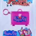World\u0027s Coolest Peppa Pig Dress Up Keychain Book bag Hanger