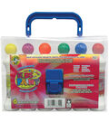 Kid\u0027s Scented Shimmer Paint Markers 1.4oz 6/Pkg-Assorted Scents & Colors
