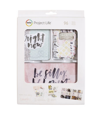 Project Life Value Kit-Inspired