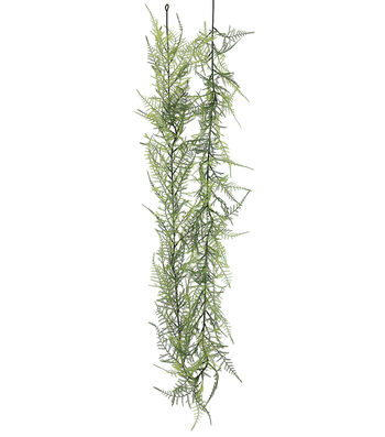 Asparagus Fern 6' Garland-Green