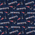 New England Patriots Knit Cotton Fabric