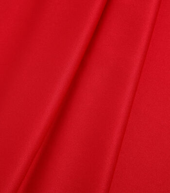 "The Witching Hour Halloween Costume Knit Fabric 58""-Red"