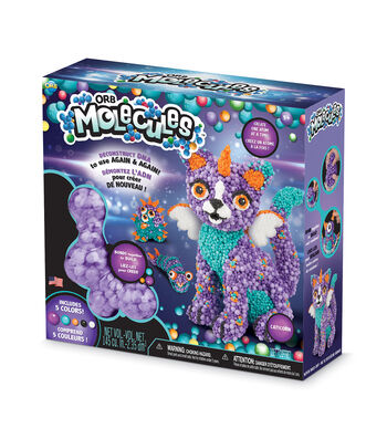 Orbmolecules Caticorn Activity Kit