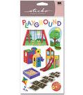 EK Success Sticko Stickers-Playground