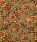 Home Decor 8\u0022x8\u0022 Fabric Swatch-Jaclyn Smith Halo-Caramel