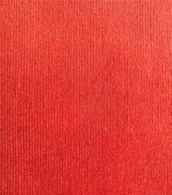 Sportswear Stretch Corduroy Fabric -Rust