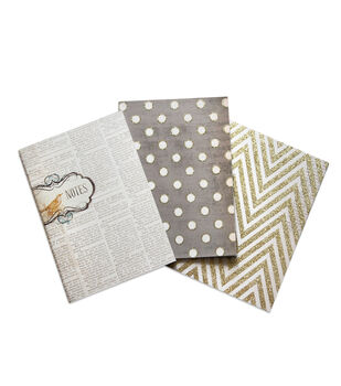 My Minds Eye Paper Goods Vintage Notebooks