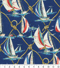 P/K Lifestyles Outdoor Fabric-On Sail Nautical