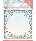 Find It Trading Yvonne Creations Welcome Baby Die-Star Frame