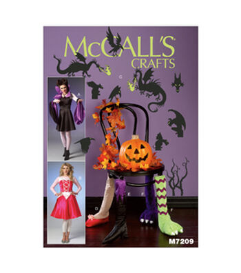 McCall's Misses Seasonal Crafts-M7209