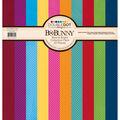 Bo Bunny Double Dot Bold&Bright Cardstock 12\u0022x12\u0022