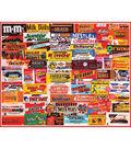 Jigsaw Puzzle 1000 Pieces 24\u0022X30\u0022-Candy Wrappers