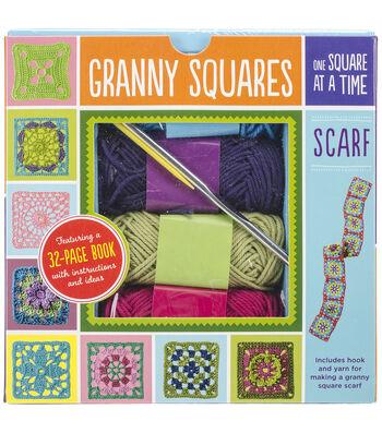 Creative Publishing Granny Squares Scarf Kits