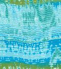 Silky Prints Yoryu Fabric -Tie Dye
