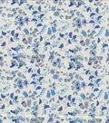 Keepsake Calico Cotton Fabric 44\u0022-Hyacinth Blue