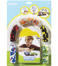 Perler Fun Fusion Fuse Bead Activity Kit Race Car
