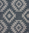 Sportswear Jacquard Fabric-Aztec on Blue