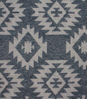 Sportswear Jacquard Fabric-Aztec on Blue