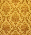 Home Decor 8\u0022x8\u0022 Fabric Swatch-Upholstery Fabric Barrow M7085-5146 Gild