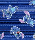 Lilo & Stitch Toss Flannel Fabric 42\u0027\u0027