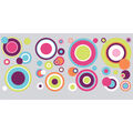 York Wallcoverings Wall Decals-Crazy Dots