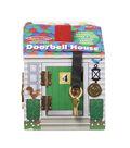 Melissa & Doug Wooden Doorbell House
