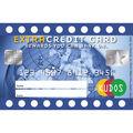 Eureka Extra Credit Card Reward Punch Cards, 36 Per Pack, 6 Packs