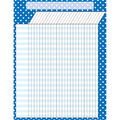 Blue Polka Dots Incentive Chart, Pack of 12