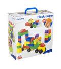 Miniland Blocks Super, Pack of 64