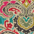 Waverly Upholstery Decor Fabric-Artesanias Ikat Caliente