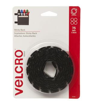 VELCRO Brand Sticky-Back Coins