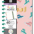 The Happy Planner Medium Notebook with 60 Sheets-Stay Cool