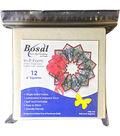 Bosal In-R-Foam Single-Sided Fusible Foam Stabilizer-6\u0022X6\u0022 12/Pkg