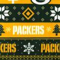 Green Bay Packers Fleece - Fair Isle