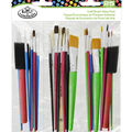 Royal & Langnickel Craft Brush Value Pack 25pk