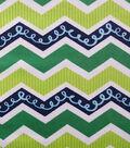Soft N Comfy Fabric 57\u0022-Preppy Chevron