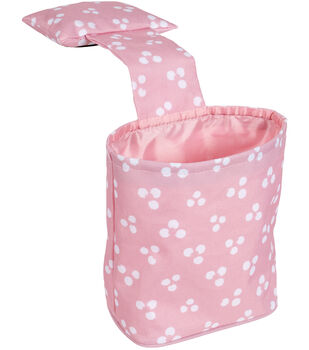 Everything Mary Sewing Scrap Caddy-Light Pink