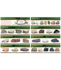 Identifying Rocks and Minerals Mini Bulletin Board Set, 3 Sets