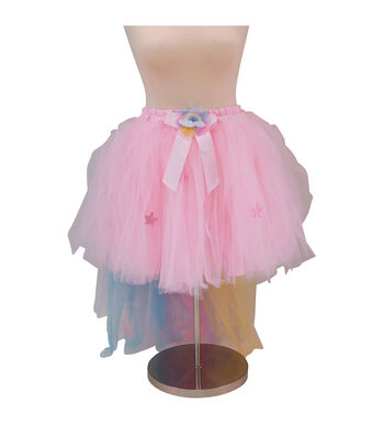 Maker's Halloween Adult Tutu with Tail-Unicorn