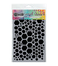 Dylusions 5\u0027\u0027x8\u0027\u0027 Stencils-Honeycomb