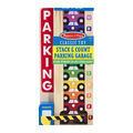 Stack And Count Parking Garage-