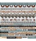 Kaisercraft Factory 42 Sticker Sheet