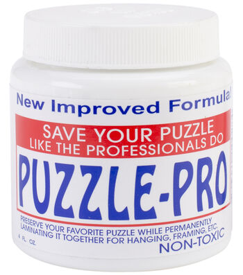 Puzzle Pro Puzzle Glue 4oz