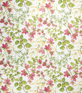 Home Decor 8\u0022x8\u0022 Fabric Swatch-Eaton Square Freida Raspberry