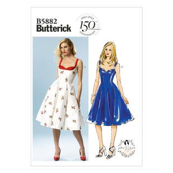 Butterick Misses Dress-B5882
