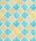 Home Decor 8\u0022x8\u0022 Fabric Swatch-Laurette Design Beach Walk Malibu