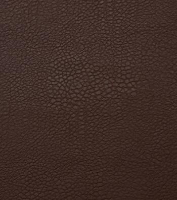 "Cosplay By Yaya Han Textured Leather Fabric 57""-Brown"