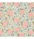 Jolee\u0027s Boutique Parisian Vintage Floral Table Runner