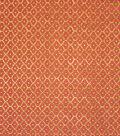 Home Decor 8\u0022x8\u0022 Fabric Swatch-Upholstery Fabric Barrow M7351 5458 Cardinal